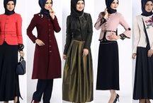 Tesettür Takım Elbise / Tesettür Takım Elbise Modelleri