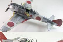 WW2 Japanese Aircraft