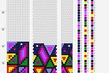 Bead crochet 9 to 18