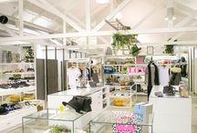 Retail / public space interior