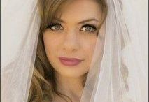 Wedding hair & Veil