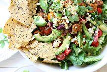 NerdFit Salads