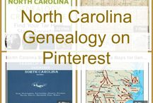 North Carolina Genealogy / Free North Carolina genealogy, North Carolina family history, North Carolina maps, North Carolina history, North Carolina vital records, and any resources that assist with North Carolina family history research.