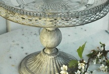 cake stands, taartplateau's
