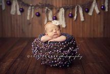Newborn Photos / by Kaeleigh Lloyd