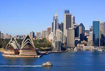 Australia Sydney Brisbane