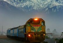 Trenes, la ruta del alma