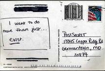 Favorite Post Secrets / by Cynthia W.