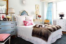 guest bedroom / by Heather Morris Fagan