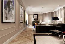 Wnętrza / Calssic Interiors / Piękne klasyczne wnętrza