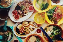 Foodies in Asia