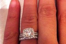 I Just Really Like Engagement Rings ❤ / I'm a diamond freak.