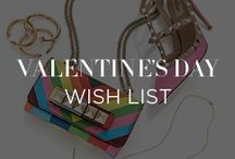 Valentine's Day Wish List / INTERMIX x Eat Sleep Wear Pin Your Own Valentine's Day Wish List. ----- The sweepstakes is now closed.   Congratulations Alex Richards, you've won our Valentine's Day Wish List and a $1000 shopping spree to INTERMIX!  https://www.pinterest.com/arrichar/my-intermix-valentines-day-wish-list/  Thank you to everyone who entered and stay tuned for more!   / by INTERMIX