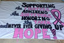 Pink Out FCCLA / by Kendall Hughes