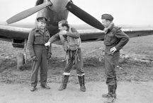Goodwood Westhampnett / Shots of RAF Westhampnett (now Goodwood Airfield)