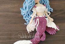 Mermaids (Crochet)