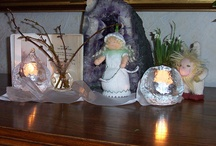 Waldorf Nature Tables : Winter