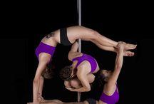 Pole Dance Doubles / Doubles Moves