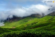 JetEscapes' Monsoon Special / If a green and misty getaway is on your mind, plan a short trip to any of our monsoon special destinations across India. Enjoy lush green terrain in Goa, the backwaters in Kerala or simply tour the Golden Triangle for a truly enchanting experience!  Enjoy the monsoon with all inclusive JetEscapes Holidays starting only @ INR 11,950! http://bit.ly/18RwyCW / by Jet Airways India