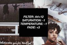 • insta filters •