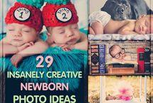 newborn photography / by Jaclyn Smartt