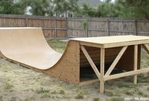 skateboarding and sport