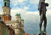 Polskie miasta /Polish cities