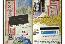 Travel diary - memories