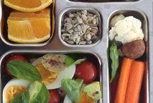{ School lunch } / Food for the lunch box. Kids school lunches