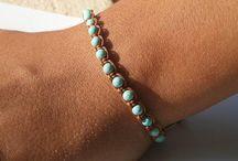 Macrame - Bracelet  Anklet  Necklaces
