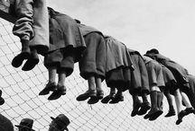 Doisneau / Cartier-Bresson
