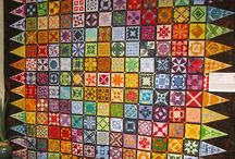 Dear Jane quilts / Daar Jane quilts