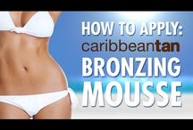 Tanning Tips & Advice / In these videos we show you how to apply Caribbean Tan self tan products.