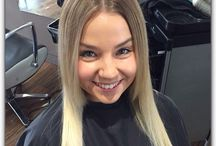 Striking blondes / From warm to cool tones and everything in between! Our team at Linea takes pride in creating the perfect blonde for you!