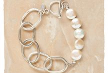 Pearls and silversmith