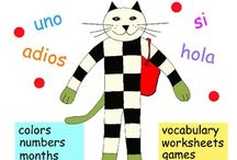 Spanish for Preschoolers / by Amanda McRoy