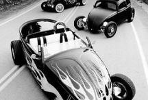 Aircooled Bugs / Custom Volks-Rods