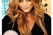 **color hair**