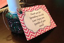 Baby shower ideas / by Misty Strader