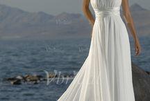 Bryllupper kjoler