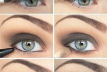 makeup / by Jenny Flohrschutz