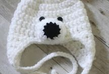 Winter crochet kids