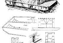 Shanty Boats / Shanty boats