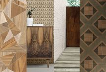 Against the Grain / Wood continues to serve as a major muse for the tile industry, with companies adding their own twist and using new production methods to create a whole new typology of surfacing. Some are inspired by exotic woods, offering a sustainable alternative to rare hardwoods such as Kauri while others recreate the warmth and imperfections of wood in 2cm outdoor pavers, large thin slabs, kaleidoscopic patterns and three-dimensional tiles that are virtually impossible to achieve with real timber.