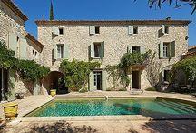 Franse villa's