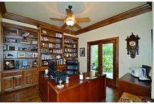 OKC Home Offices / Great home offices from properties listed by real estate agents at RE/MAX First in Oklahoma City, Oklahoma.