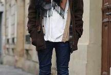 Men's fashion / Ideal men's style