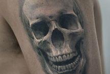 Skulls by Darwin Enriquez