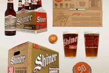 Beer / All things beer. Beer promotion. Beer label, packaging.  / by Jeremy Pruitt