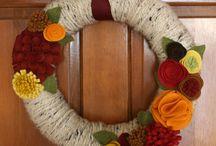 Wreaths / creative inspiration